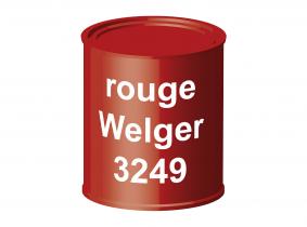 Peinture laque pour tracteur Welger rouge 3249 ERBEDOL, pot de 750 ml Peinture laque pour tracteur Welger rouge 3249 ERBEDOL, pot de 750 ml