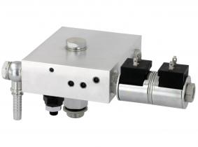 POWER-PACK Umrüstsatz auf doppeltwirkend 12V Kasten-Aggregat POWER-PACK Umrüstsatz auf doppeltwirkend 12V Kasten-Aggregat