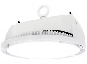 AdLuminis SMD LED Design Hallenstrahler 150W 18750 Lumen UFO High Bay 3. Generation weiß dimmbar AdLuminis SMD LED Design Hallenstrahler 150W 18750 Lumen UFO High Bay 3. Generation weiß dimmbar
