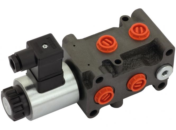 Hydraulik Elektro-magnetisch 6//2 Umschaltventil SVV-90-G 12V