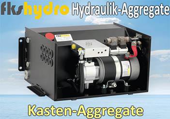 Hydraulikaggregate fksHydro