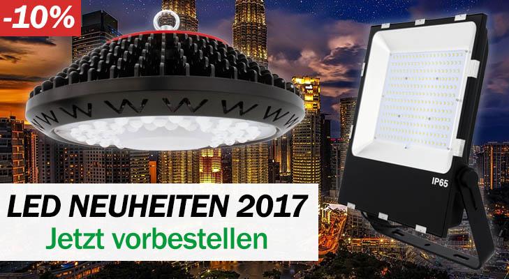 LED Neuheiten 2017